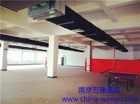 南京中央空调风管安装